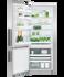 Freestanding Refrigerator Freezer, 68cm, 442L gallery image 3.0