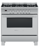 Freestanding Cooker, Dual Fuel, 90cm, 5 Burners gallery image 1.0