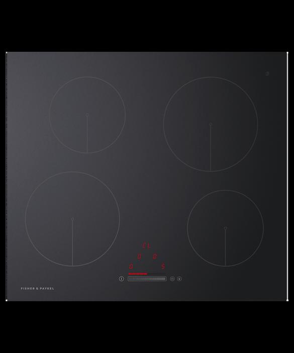 Induction Hob, 60cm, 4 Zones, pdp