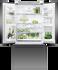 Freestanding French Door Refrigerator Freezer, 79cm, 487L, Ice & Water gallery image 2.0
