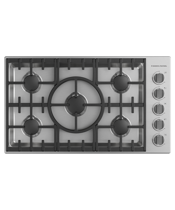 """Gas Cooktop, 36"""", pdp"""