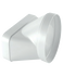 Duct Adapter, 150mm Diameter gallery image 1.0