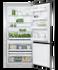 Freestanding Refrigerator Freezer, 79cm, 494L gallery image 3.0