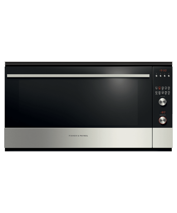Oven, 90cm, 9 Function, Self-cleaning, pdp
