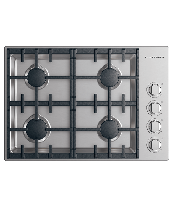 "Gas Cooktop, 30"", pdp"