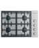 "Gas Cooktop, 30"", LPG gallery image 1.0"