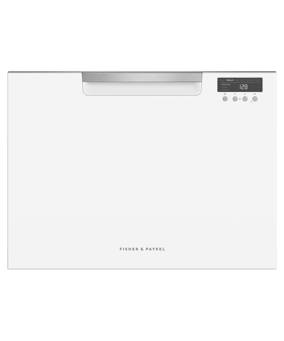 Single DishDrawer™ Dishwasher, Tall, Sanitize, pdp