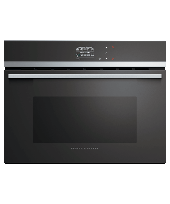 "Combination Steam Oven, 24"", 9 Function, pdp"