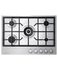"Gas on Steel Cooktop, 36"", LPG gallery image 1.0"