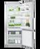 Freestanding Refrigerator Freezer, 68cm, 396L gallery image 2.0