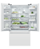 "Freestanding French Door Refrigerator Freezer, 36"", 20.1 cu ft gallery image 1.0"