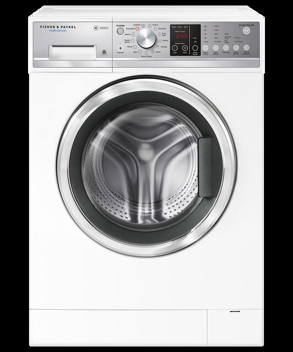 Front Loader Washing Machine, 8kg, Time Saver, pdp