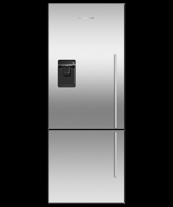 "Freestanding Refrigerator Freezer, 25"", 13.5 cu ft, Ice & Water, pdp"