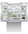 "Freestanding French Door Refrigerator Freezer, 36"", 20.1 cu ft, Ice & Water gallery image 3.0"