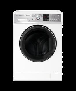 Front Loader Washing Machine, 9kg with Steam Refresh