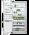 Freestanding Refrigerator Freezer, 79cm, 494L gallery image 2.0