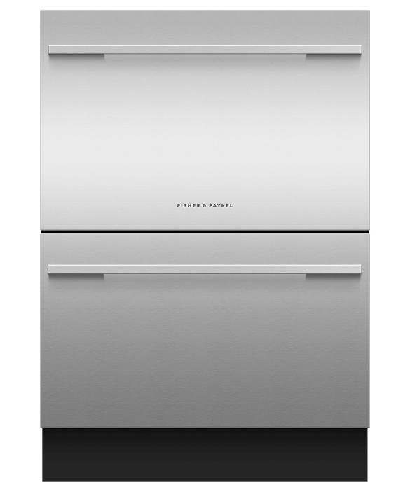 Integrated Double DishDrawer™ Dishwasher, Sanitize, pdp