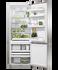 "Freestanding Refrigerator Freezer, 25"", 13.5 cu ft, Ice & Water gallery image 1.0"