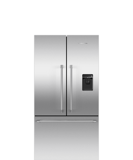 Freestanding French Door Refrigerator Freezer, 36