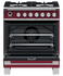 "Dual Fuel Range, 30"", 4 Burners, Self-cleaning gallery image 3.0"