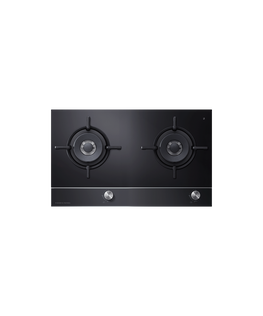 Gas on Glass Cooktop, 75cm, LPG