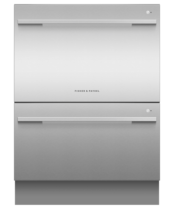 Double DishDrawer™ Dishwasher, Sanitise, pdp