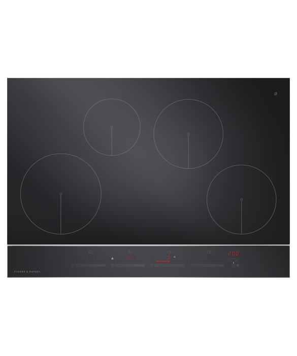 """Induction Cooktop, 30"""", 4 Zones, pdp"""