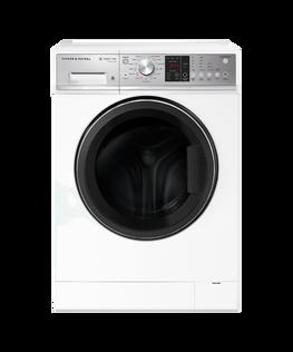 Front Loader Washing Machine, 10kg with Steam Refresh