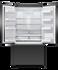 Freestanding French Door Refrigerator Freezer, 90cm, 569L, Ice & Water gallery image 2.0