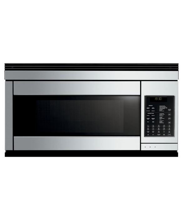 "Over the Range Microwave, 30"", pdp"