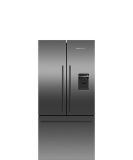 Freestanding French Door Refrigerator, 31