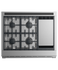 """Dual Fuel Range, 36"""", 4 Burners with Griddle gallery image 2.0"""