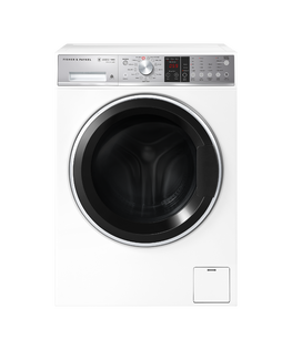 Front Loader Washing Machine, 10kg, Steam Care
