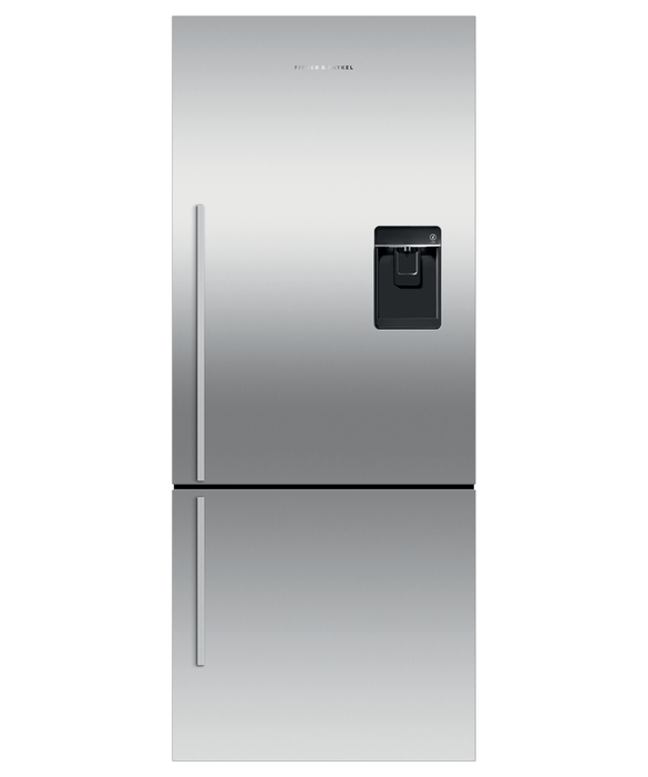 Freestanding Refrigerator Freezer, 68cm, 442L, Ice & Water, pdp