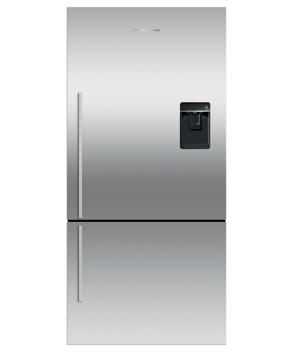 Freestanding Refrigerator Freezer, 79cm, 469L, Ice & Water, pdp