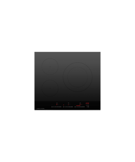 Induction Cooktop, 60cm, 3 Zones