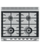 "Gas Range, 30"", 4 Burners gallery image 5.0"