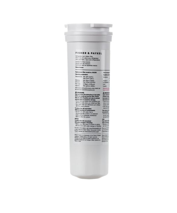 Water Filter, pdp