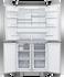 Freestanding Quad Door Refrigerator Freezer , 90.5cm, 538L gallery image 2.0