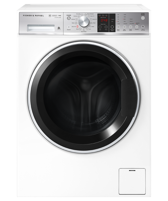 Front Loader Washing Machine, 11kg with Steam Refresh, pdp