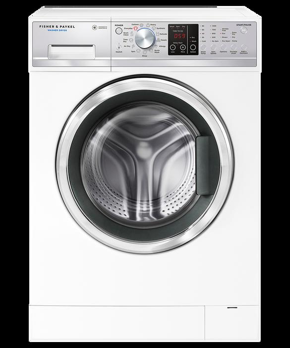 Front Loader Washer Dryer Combo, 7kg + 4kg, pdp