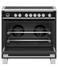 "Induction Range, 36"", 5 Zones with SmartZone, Self-cleaning gallery image 3.0"