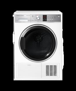 Heat Pump Condensing Dryer, 9kg