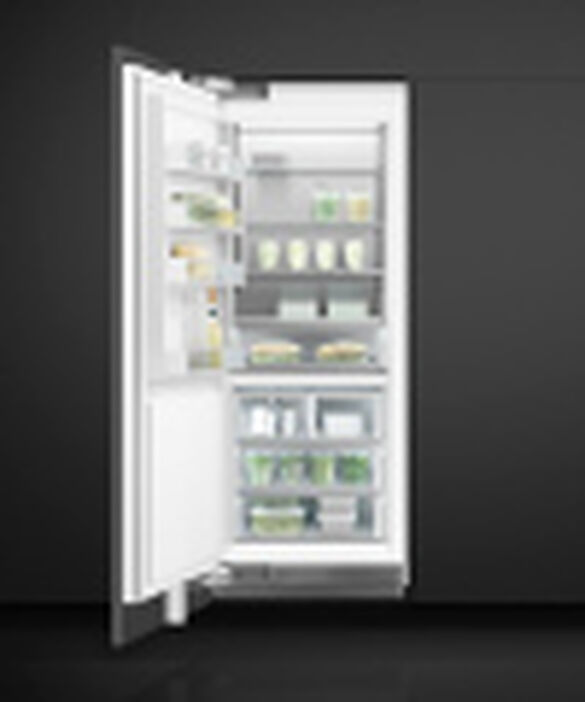 Integrated Column Freezer, 76cm, Ice, pdp