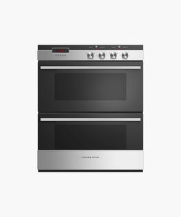 Double Oven, 60cm, 4 Function