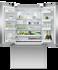 Freestanding French Door Refrigerator Freezer, 90cm, 541L gallery image 3.0
