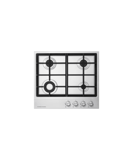 Gas on Steel Hob, 60cm