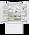 Freestanding French Door Refrigerator Freezer, 90cm, 569L gallery image 2.0