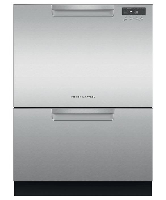 Double DishDrawer™ Dishwasher, Tall, Sanitize, pdp