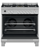 Freestanding Cooker, Dual Fuel, 90cm, Self-cleaning gallery image 3.0